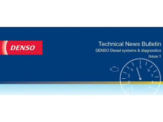 The latest issue of DENSO Europe B.V.'s Newsletter №1 for our Aftermarket customers, wholesalers and distributors.
